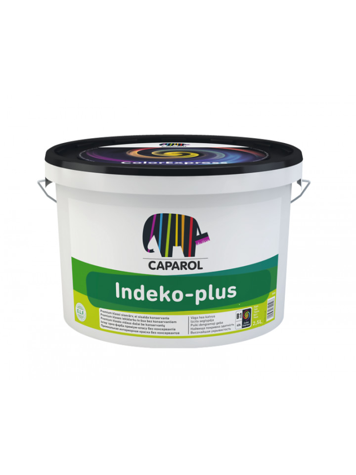 Фарба високоукривістая CAPAROL INDEKO-PLUS інтер'єрна