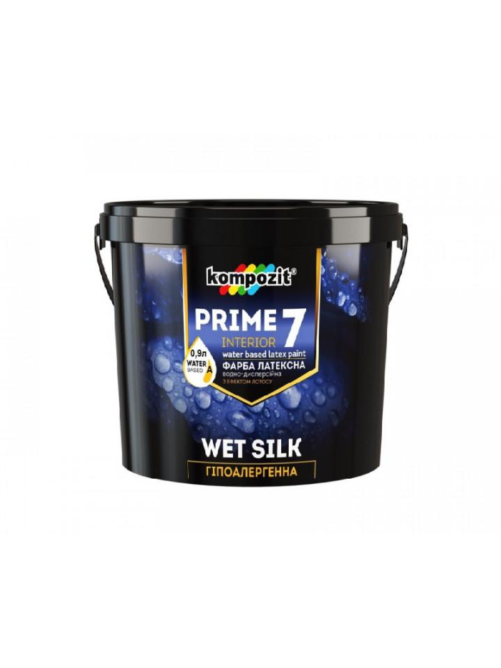 Краска гипоаллергенная KOMPOZIT PRIME 7 интерьерная