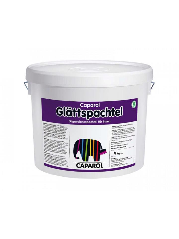 Шпатлевка акриловая CAPAROL GLATTSPACHTEL финишная 8кг белый