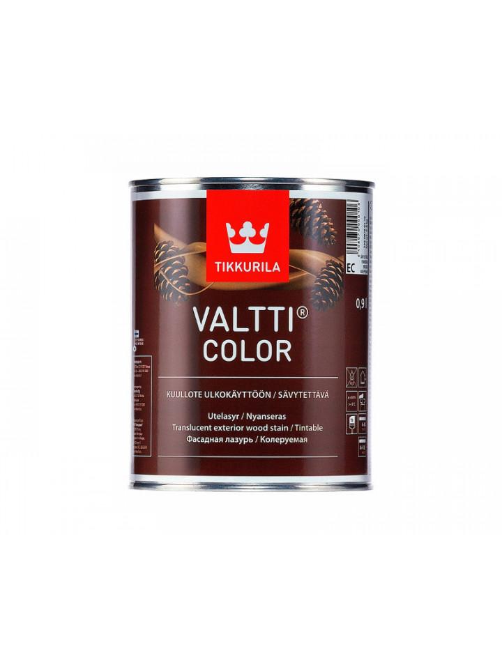Лазурь-лак антисептический TIKKURILA VALTTI COLOR для древесины