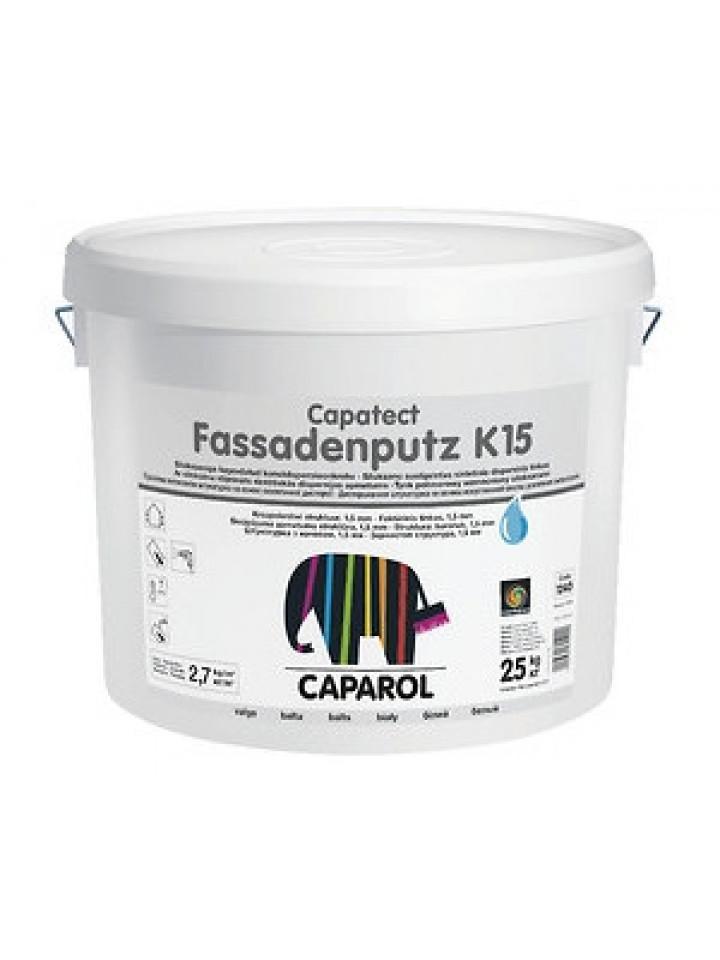 Штукатурка акрилова CAPATECT-FASSADENPUTZ K15 баранчик (Україна)