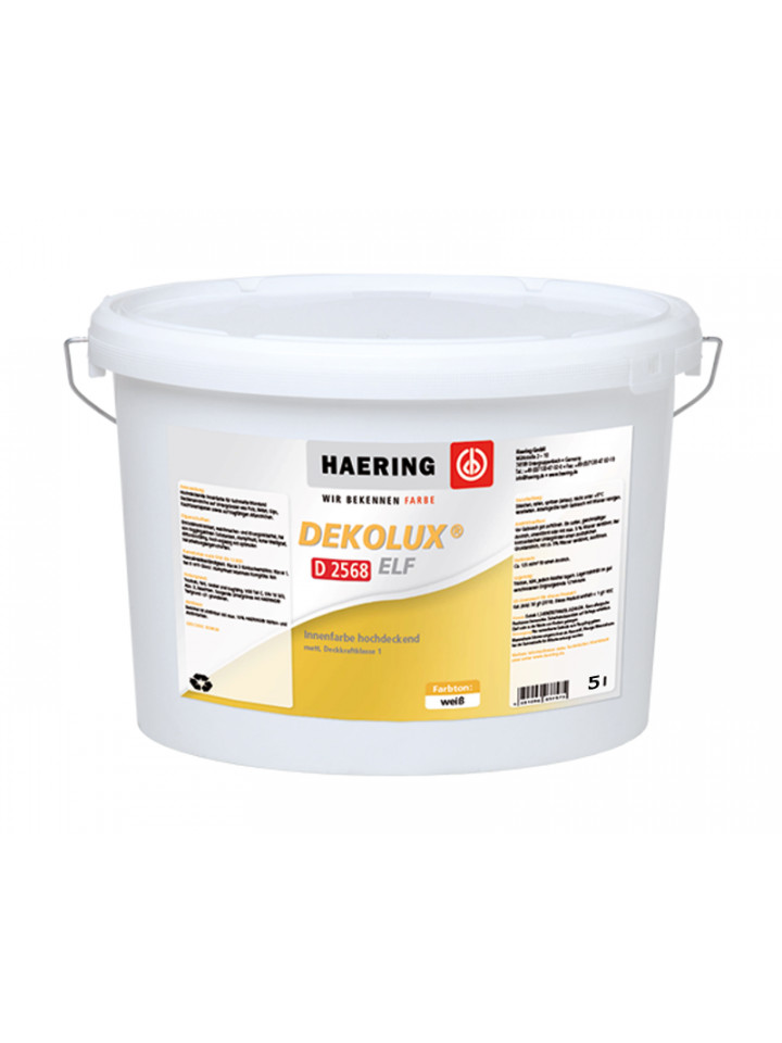 Фарба акрилатна HAERING DEKOLUX ELF D2568 для стель