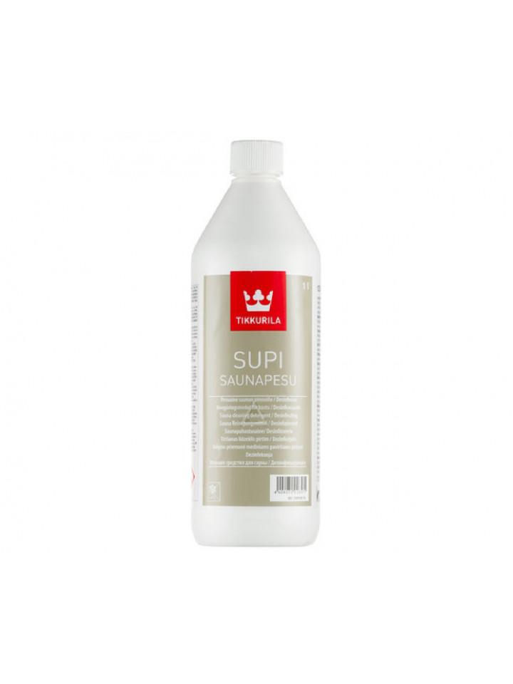 Очиститель кислотный TIKKURILA  SUPI SAUNAPESU для саун