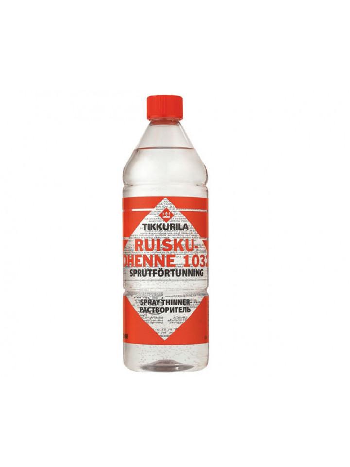 Растворитель органический TIKKURILA  1032 для распыления пульверизатором