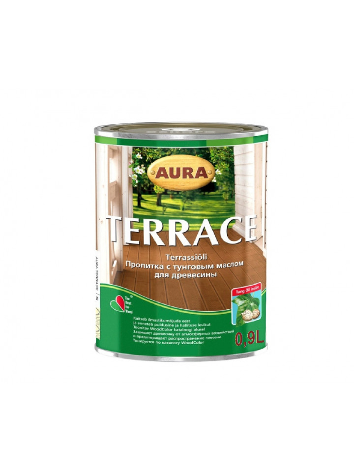 Масло атмосферостійке AURA TERRACE для терас