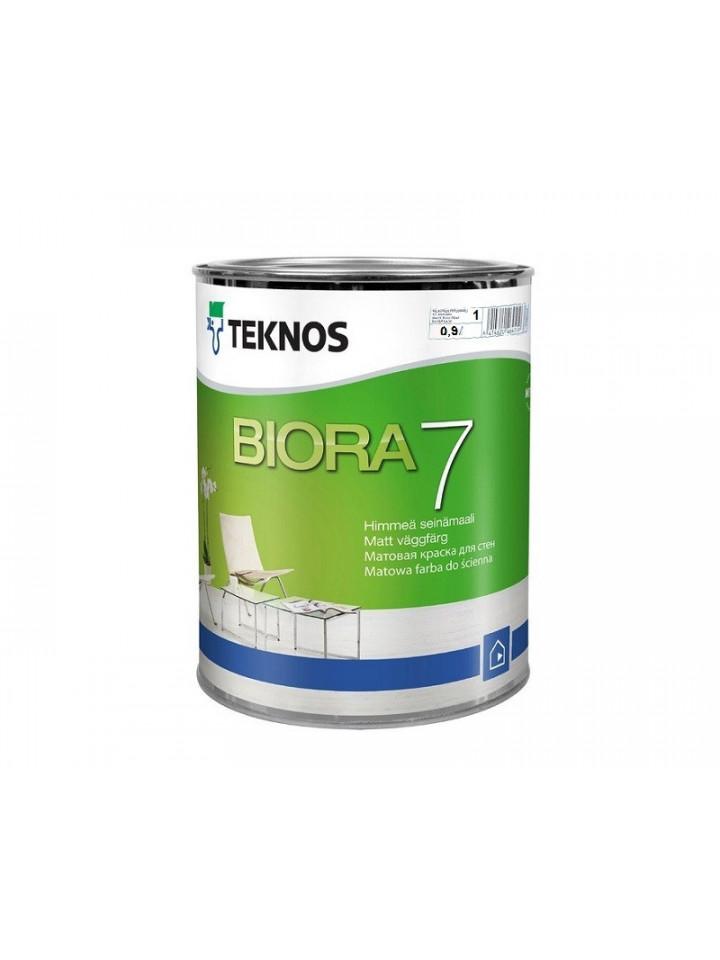 Фарба акрилатна TEKNOS BIORA 7 інтер'єрна