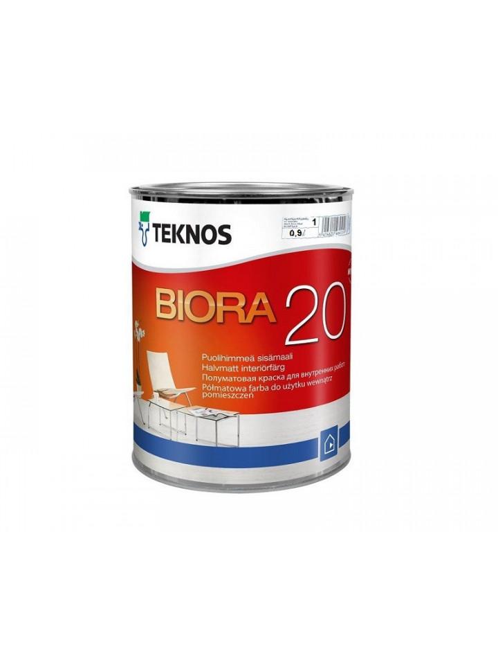 Фарба акрилатна TEKNOS BIORA 20 інтер'єрна