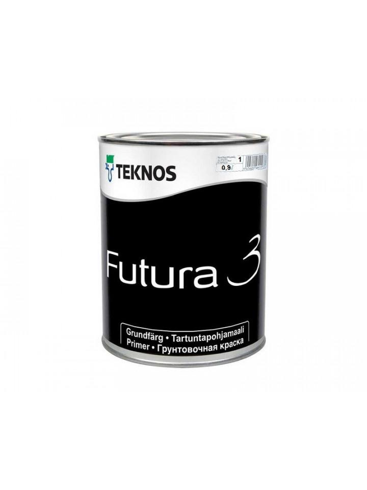 Грунт алкідний TEKNOS FUTURA 3 адгезійний
