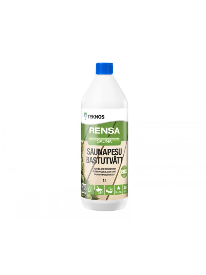 Очиститель кислотный TEKNOS RENSA SAUNA для саун