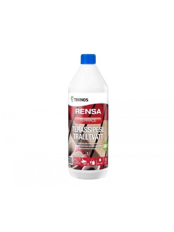 Очиститель щелочной TEKNOS RENSA TERRACE для террас и садовой мебели