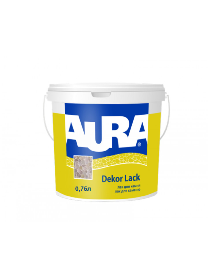 Лак акриловий AURA DECOR LACK фасадний