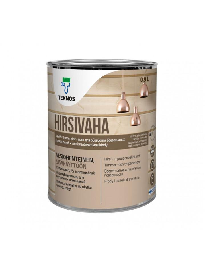 Масло Карнаубський TEKNOS HIRSIVAHA для меблів і деревини