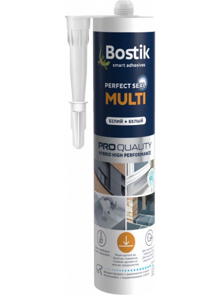 Герметик MS-полимерный BOSTIK MULTI для любых стыков и швов