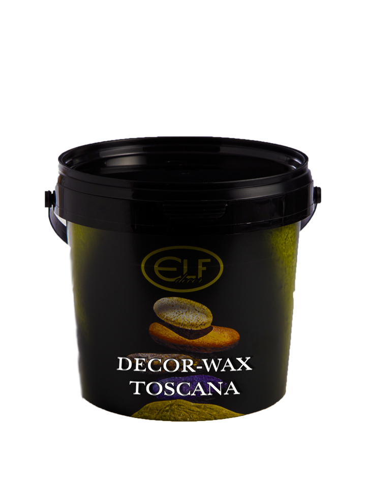 Воск тосканский ELF DECOR-WAX TOSCANA декоративный