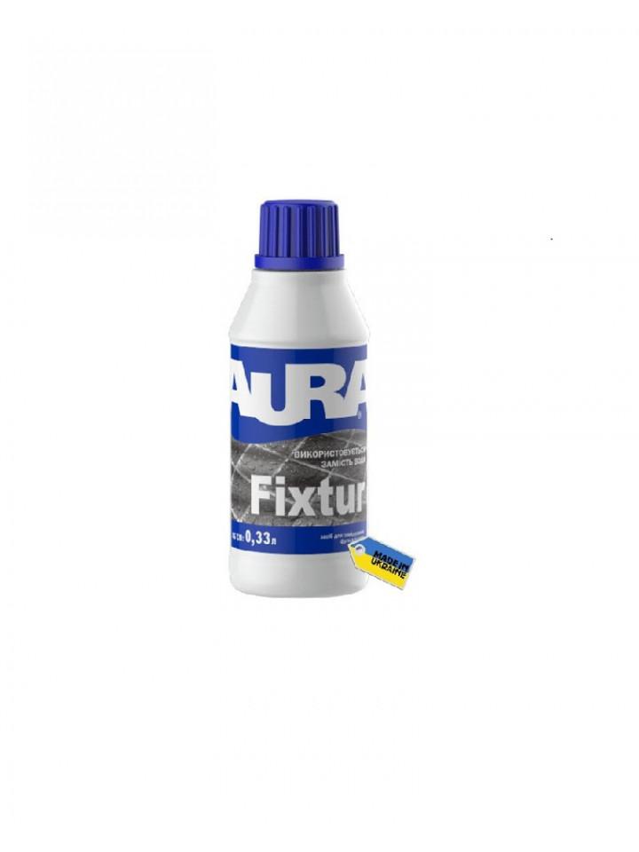 Добавка в затирки для швов плитки AURA FIXTUR для упрочнения и эластичности