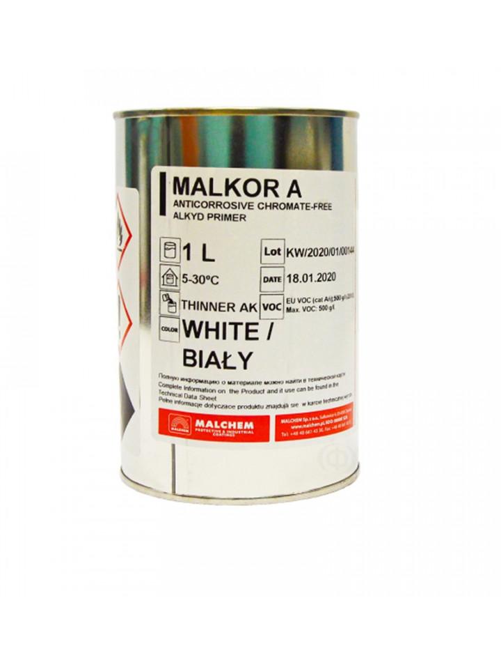 Грунт алкідний MALCHEM MALKOR A антикорозійний