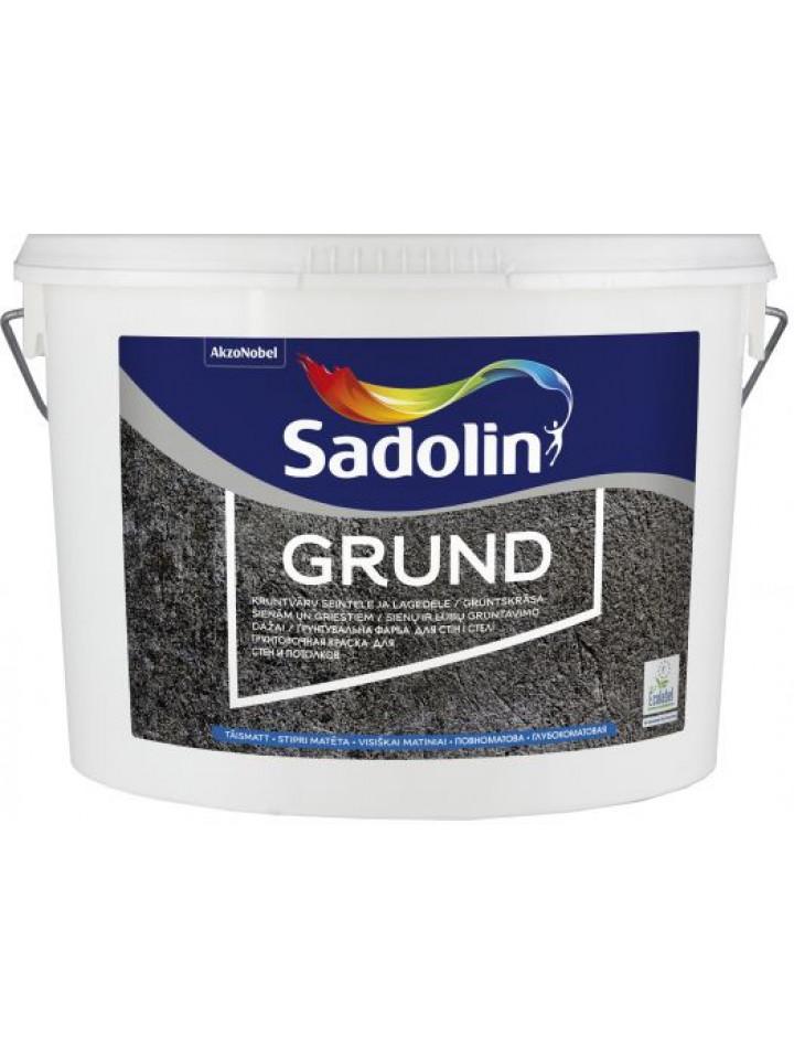 Грунт дисперсійний SADOLIN GRUND для всмоктуючих поверхонь