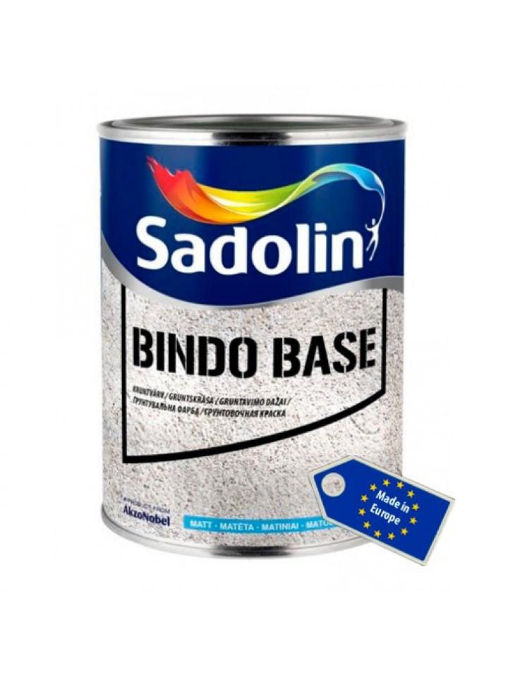 Грунт дисперсійний SADOLIN BINDO BASE для невсмоктуючих поверхонь