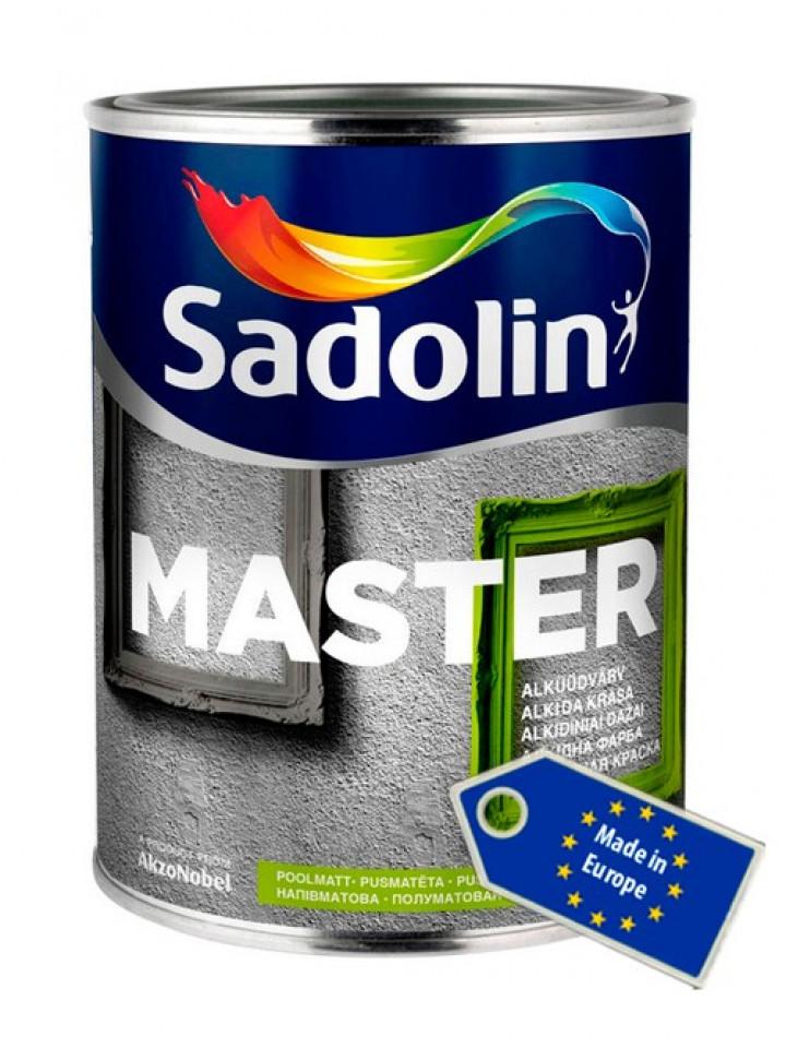 Емаль SADOLIN MASTER 30 універсальна