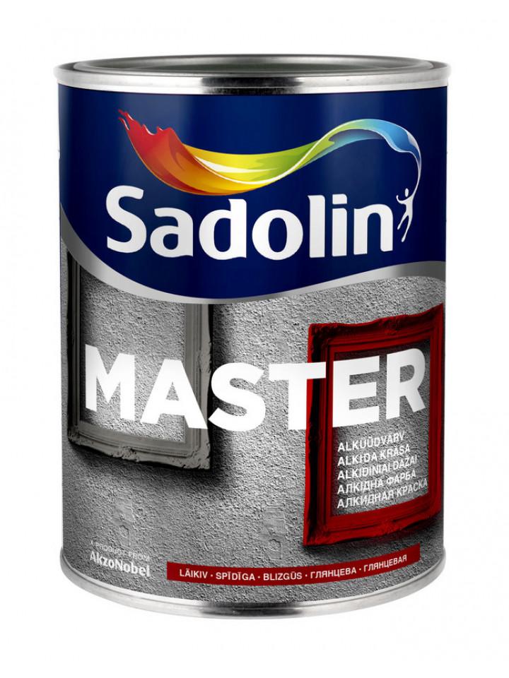 Емаль SADOLIN MASTER 90 універсальна