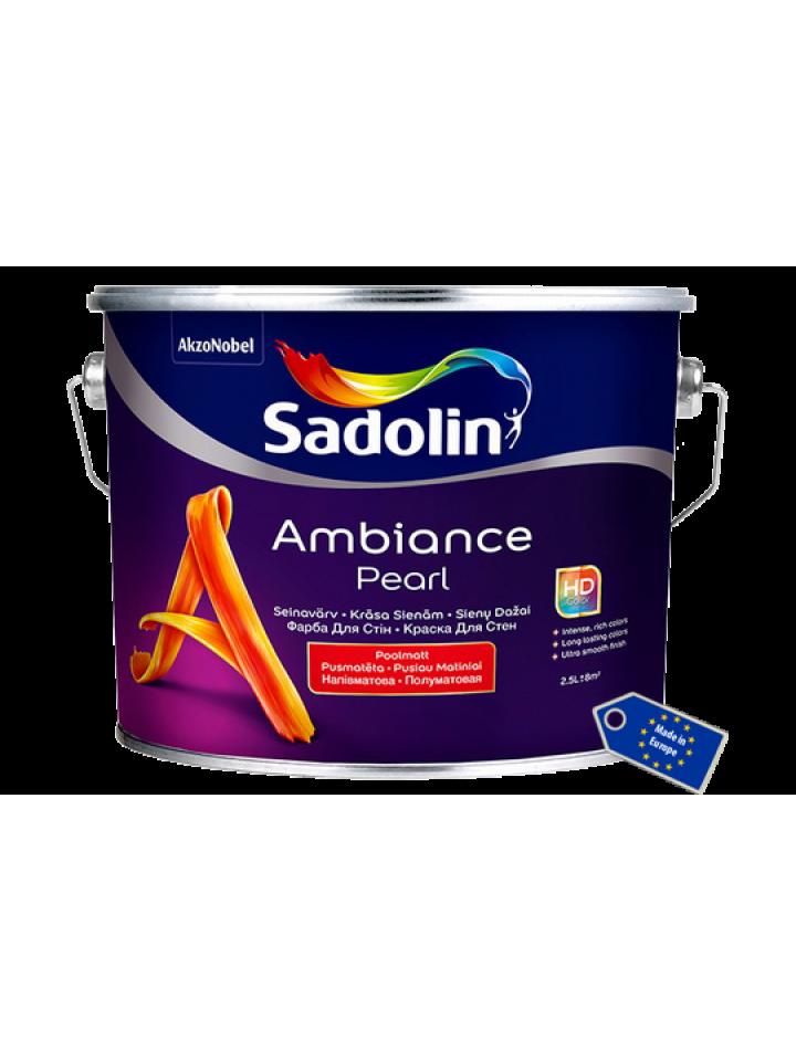 Фарба акрилатна SADOLIN AMBIANCE PEARL інтер'єрна