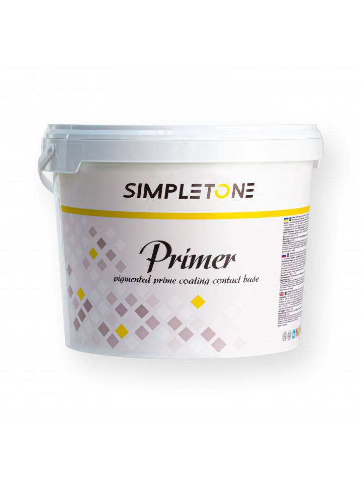 Грунт акриловий SIMPLETONE PRIMER для декоративних штукатурок