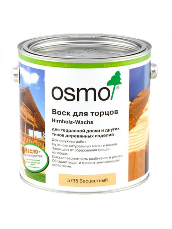 Віск вологозахисний OSMO HIRNHOLZ-WACHS для торців деревини