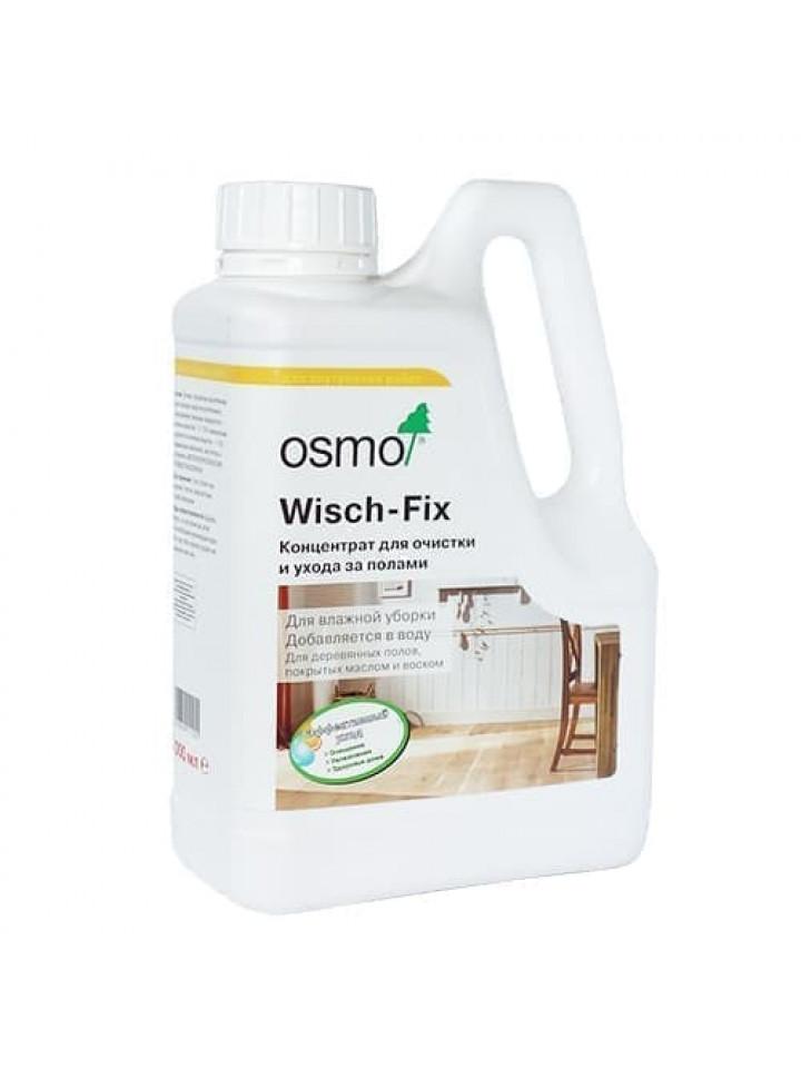 Засіб для чищення OSMO WISCH-FIX для догляду за деревиною з HARTWACHS-OL