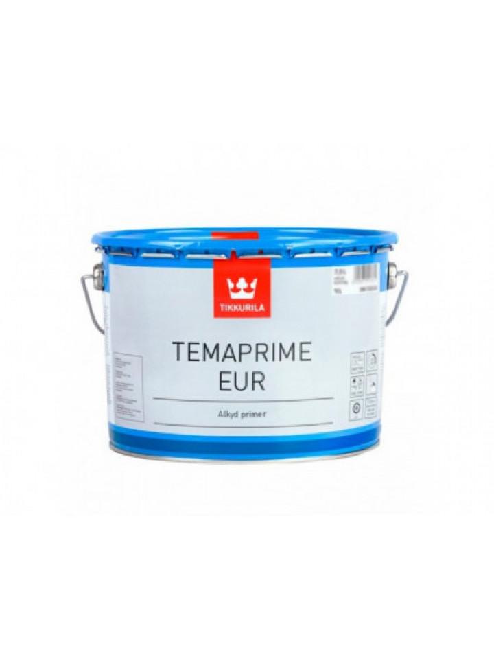 Грунт алкідний TIKKURILA TEMAPRIME EUR антикорозійний