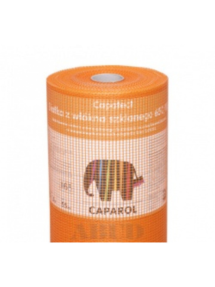 Сетка бронирующая CAPATECT-PANZERGEWEBE 652/00, плотность 340 гр/м2 25м2 оранжевый